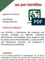 2.1 Sujeciones Por Tornillos.