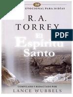 r a Torrey El Espiritu Santo