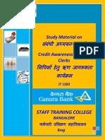 Credit Awareness