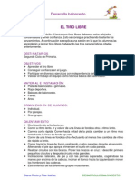3 -Ef Desarrollo Baloncesto El Tiro Libre