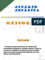 Processo Oxicorte-Apresentaçao Com Slides-Solimar