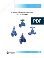 Valvula Compuerta Bb - Gateway DAK Modificado