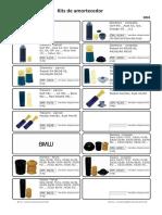 Catalogo Kits Amortecedor 2018
