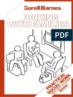 (Practical Social Work) Gill Gorell Barnes (Auth.)-Working With Families-Macmillan Education UK (1984)