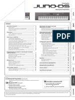 Manual Juno DS