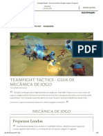 Teamfight Tactics League of Legends (LoL)