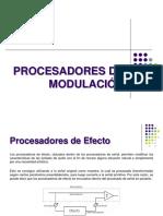 Clase 12 Procesadores de Modulación
