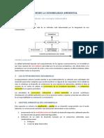 03. El Desarrollo Desde La Sensibilidad Ambiental NOTAS