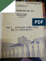 Censos de 1970