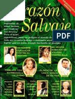 Coleccionable de Corazon Salvaje