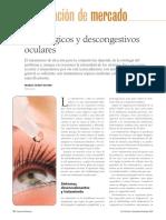 Antialergicos y Descongestivos Oculares