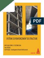 systeme de renforcement des structures