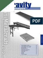 Gravity Conveyor Catalog