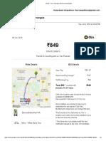 Tuesday Ride to Koramangala_hotel