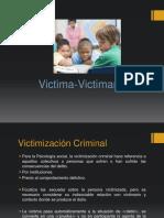 Victima - victimario