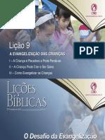 20163trilbalio9-a evangelizao das crianças