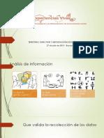 Experiencias Vivas- Notas para el análisis de información