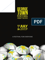 George Town Festival Booklet 2019