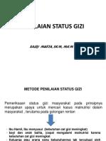 PENILAIAN STATUS GIZI-11sep.ppt