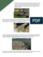Contaminacion de Rios y Lagos en Guatemala