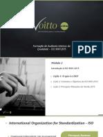 Auditor ISO 9001 Módulo 2 - Voitto