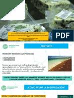 Digitalización de la agricultura como motor de la transición agroecológica en América Latina