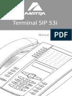 Aastra 53 IP-Phone