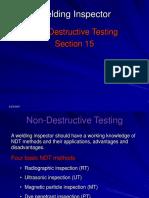 15 Non Destructive Testing