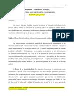 Ensayo de La Teoria de La Decision Judicial-juanantonio Garcia Amado