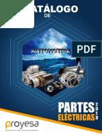 Catálogo de Partes Eléctricas Para Web