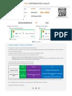 Exemple billet d'oncf