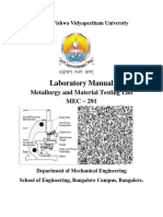 ASE Metallurgy Manual