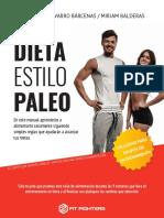 Dieta Paleo 2018