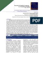 Translation of Neologisms in Fishery-Engineering based on Kurki's (2012) Framework