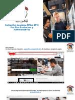 Activación Cuenta Office 365 y Descarga Office 2016 Para Docentes y Administrativos Universidad Militar Nueva Granada