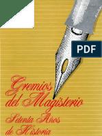 Gremios del Magisterio