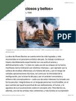 «Raros, preciosos y bellos» | Álvaro Barrios.pdf