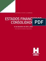 Estados Financieros Dictaminados