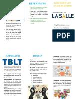 Brochure Tblt