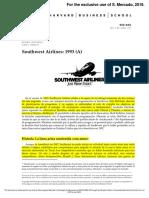 Caso Southwest Aerolineas Resumido2