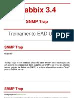 Zabbix x SNMP Trap