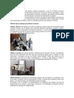 Tipos de Oficina Diver