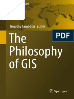 the philosophy of gis