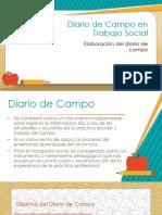 Diario de Campo en Trabajo Social