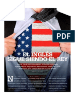 Ingles Sigue Siendo Rey America Economia