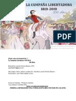 Ponle Color a La Historia No.1 La Campaña Libertadora 1819 2019 200 Años Web