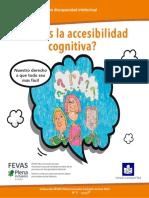 Guía Que Es La Accesibilidad Cognitiva. Nuestro Derecho