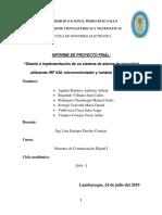 Final Proyecto SCDI