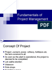 Slides of Project Mgmt
