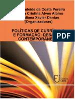 Políticas de Curriculo e Formação_desafios Contemporâneos